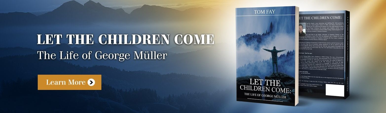 About Let The Children Come By Tom Fay